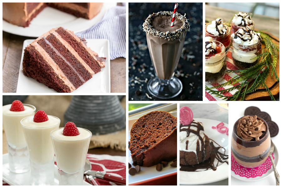Chocolate Recipes for Valentine's Day - Delicious Dishes Recipe Party