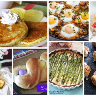 Easter brunch Recipes the whole family will love - a Delicious Dishes Recipe Party Collection from Food Fun Family