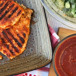Homemade Memphis BBQ Sauce {Playing With Fire Cookbook}