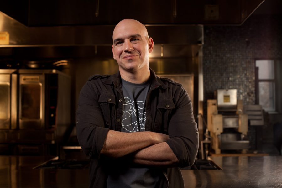 Michael Symon Author Photo