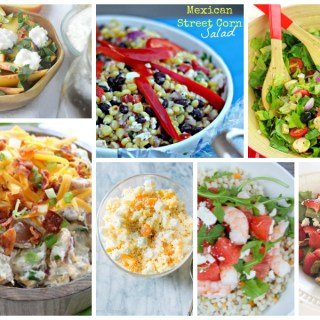 Spring Salad Recipes – Delicious Dishes Recipe Party #114