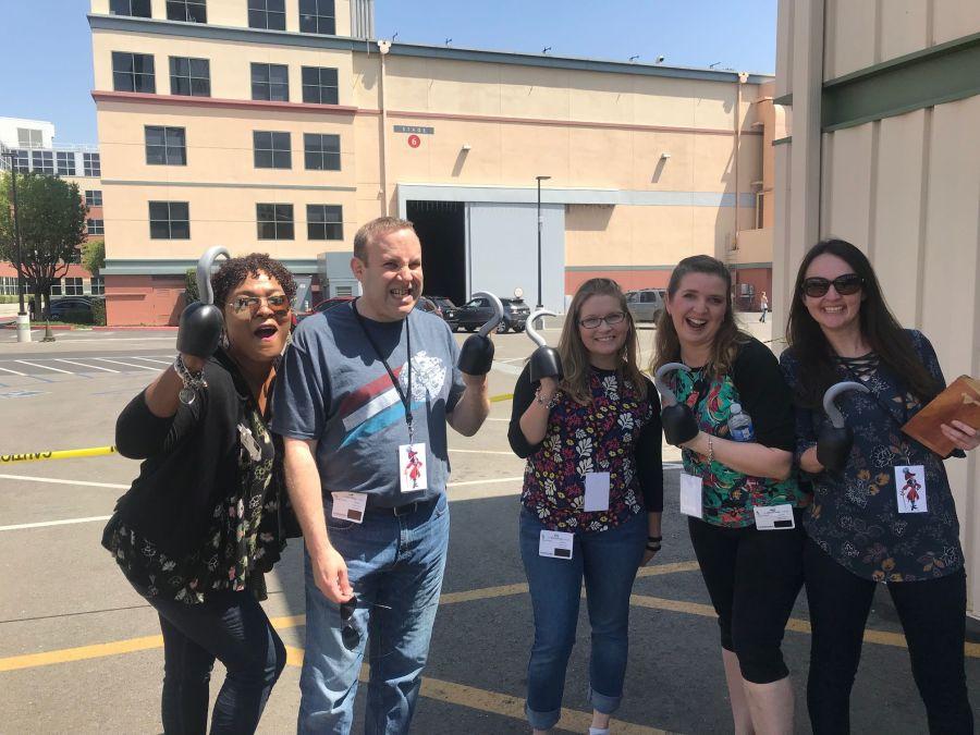 Walking In Walt's Footsteps: Suite 3H and Walt Disney Studios Lot Scavenger Hunt