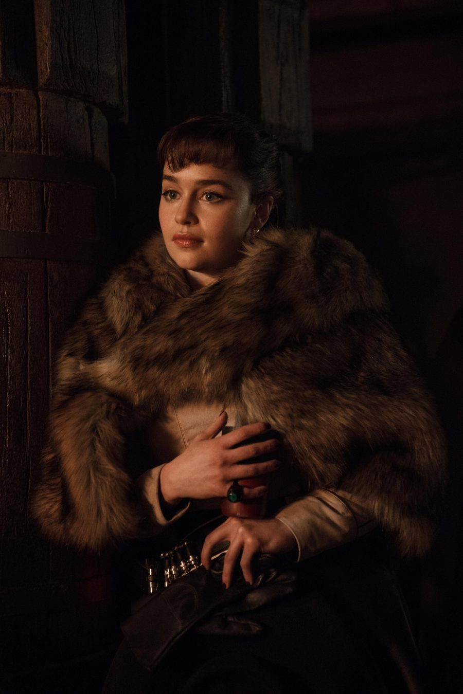 Emilia Clarke: An Exclusive Interview with Qi'ra from SOLO: A STAR WARS STORY