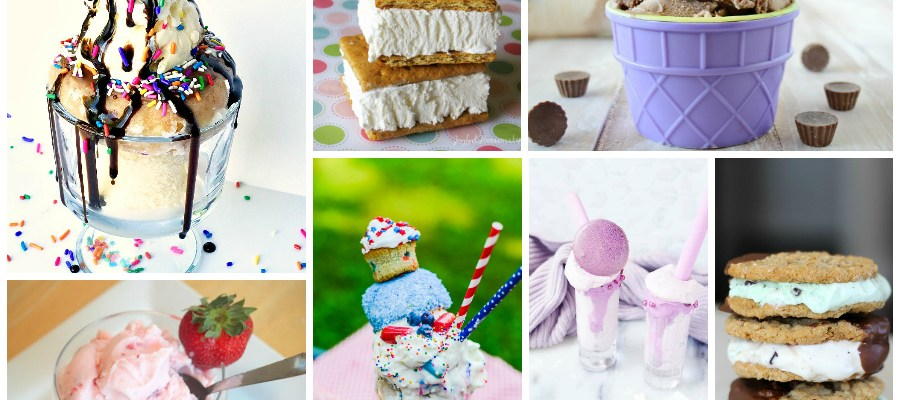 Ice Cream Treats – Delicious Dishes Recipe Party #119