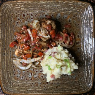 Braised Balsamic Chicken recipe from Food Fun Family