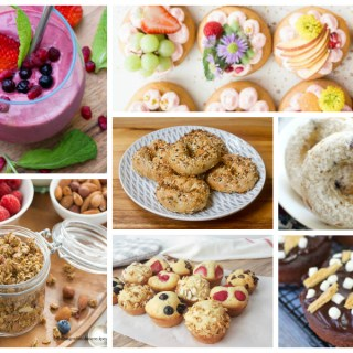 Back-to-School Breakfast Recipes – Delicious Dishes Recipe Party #128