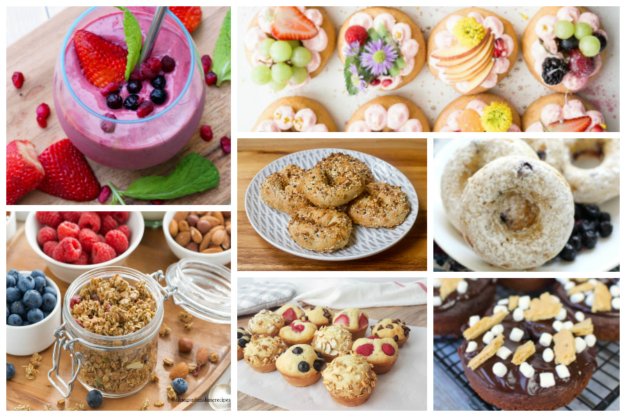 Back to school breakfast recipes - a Delicious Dishes Recipe Party