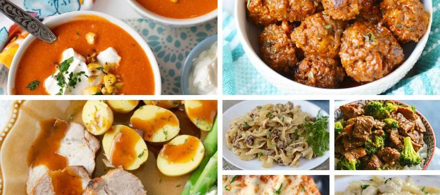 Our Favorite Instant Pot Recipes – Delicious Dishes Recipe Party #131