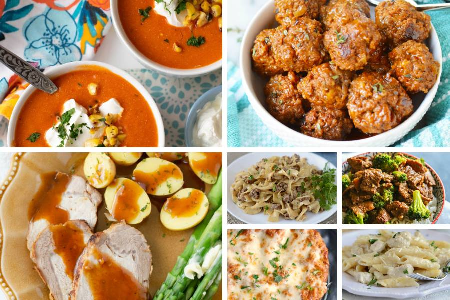 Our Favorite Instant Pot Recipes - a Delicious Dishes Recipe Post from Food Fun Family