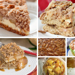 Apple Desserts – Delicious Dishes Recipe Party #134