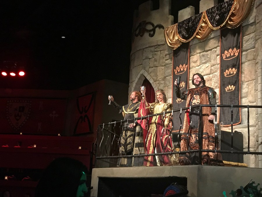 There's a New Queen in Town - Medieval Times' New Storyline