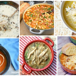 The BEST Fall Soups – Delicious Dishes Recipe Party #136
