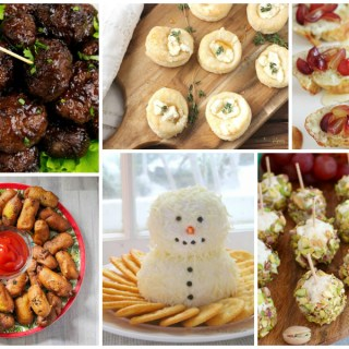 Perfect Party Appetizers for Holiday Entertaining – Delicious Dishes Recipe Party #143