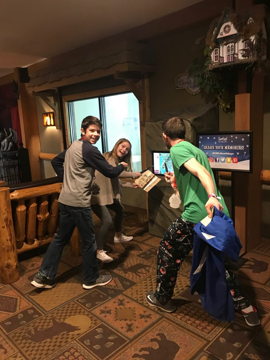 Snowland at Great Wolf Lodge: A True Winter Wonderland!
