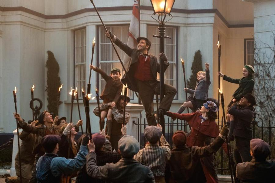 Mary Poppins Returns - Movie Review and Activity Sheets