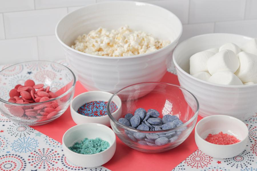 Firecracker Popcorn Balls Recipe