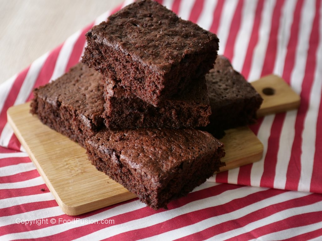 Chocolate Brownie By Food Fusion