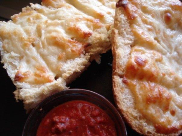 Provolone Garlic Bread