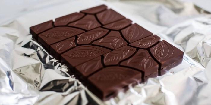 Bean-to-Bar chocolate made by Foodgeek Chocolate