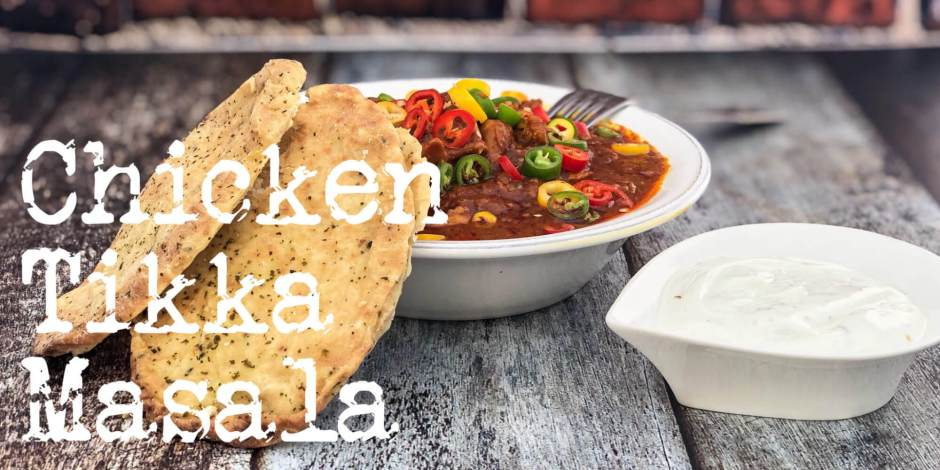 Chicken Tikka Masala opskrift