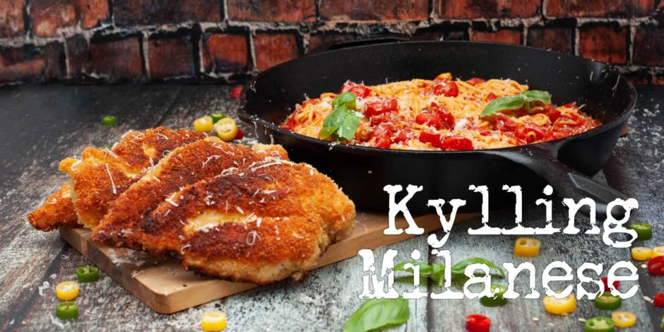 kylling milanese opskrift