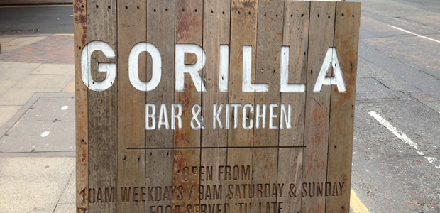 Gorilla Bar & Kitchen Review & My Out Of Control Burger Addiction