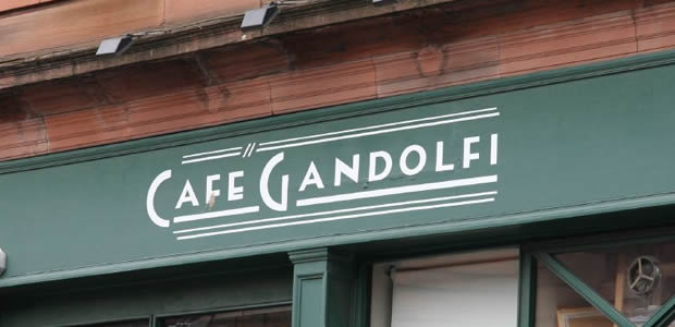 Cafe Gandolfi, Glasgow. Breakfast At One Of The Oldest & Most Popular Restaurants In The City