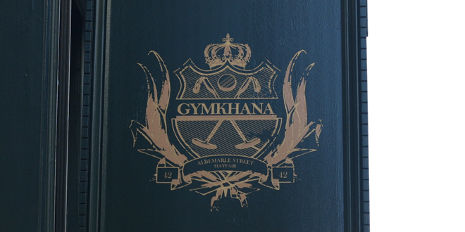 Gymkhana, Mayfair, London – 2014 National Restaurant Awards Winner!