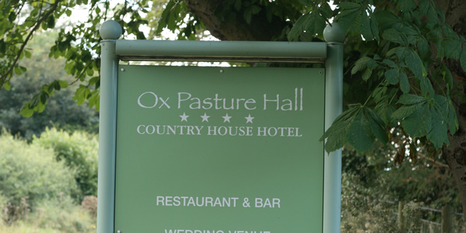 Ox Pasture Hall, Luxury Country House Hotel, Scarborough