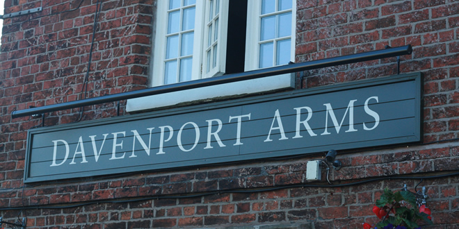Davenport Arms, Woodford, Cheshire