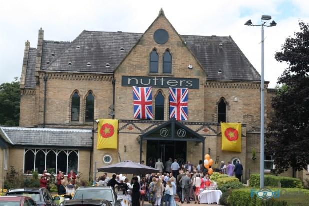 Outside Nutter's