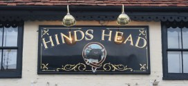 Back To The Hinds Head, Bray