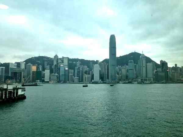 Hong Kong View (1)