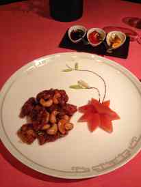 Mandarin Oriental Hong Kong Man Wah Iberico Pork