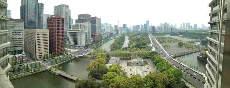 Foodicles Palace Hotel Tokyo 1
