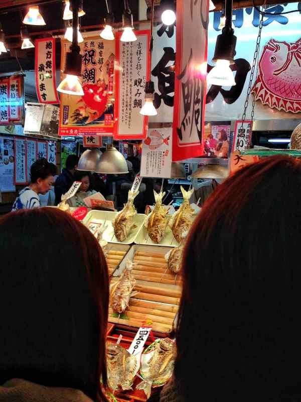 Foodicles Kyoto Nishiki Market 8