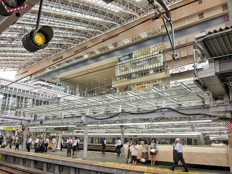 Foodicles Osaka Station 1