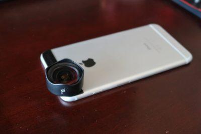 Moment Lens iPhone 6 Plus