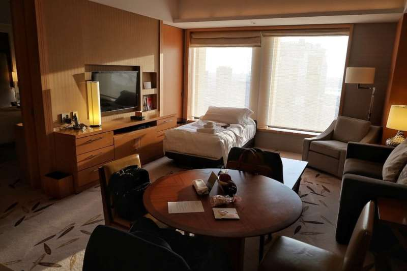 Intercontinental Osaka Residential Suite