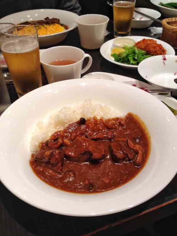 Classic Japanese Beef Curry