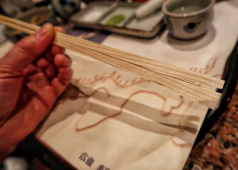 Japanese Chopsticks Quality and Etiquette