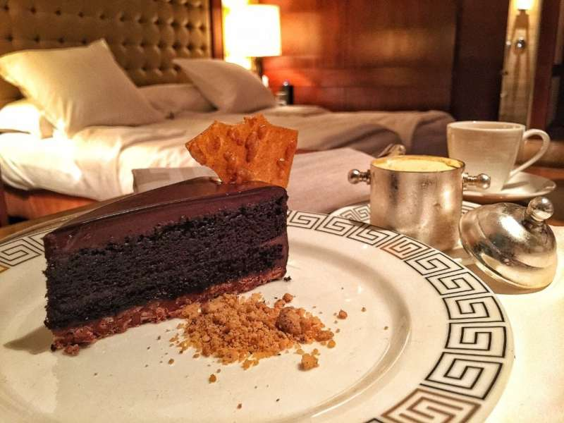 Best Chocolate Cake Hong Kong