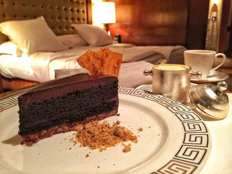 Best Chocolate Cake Hong Kong