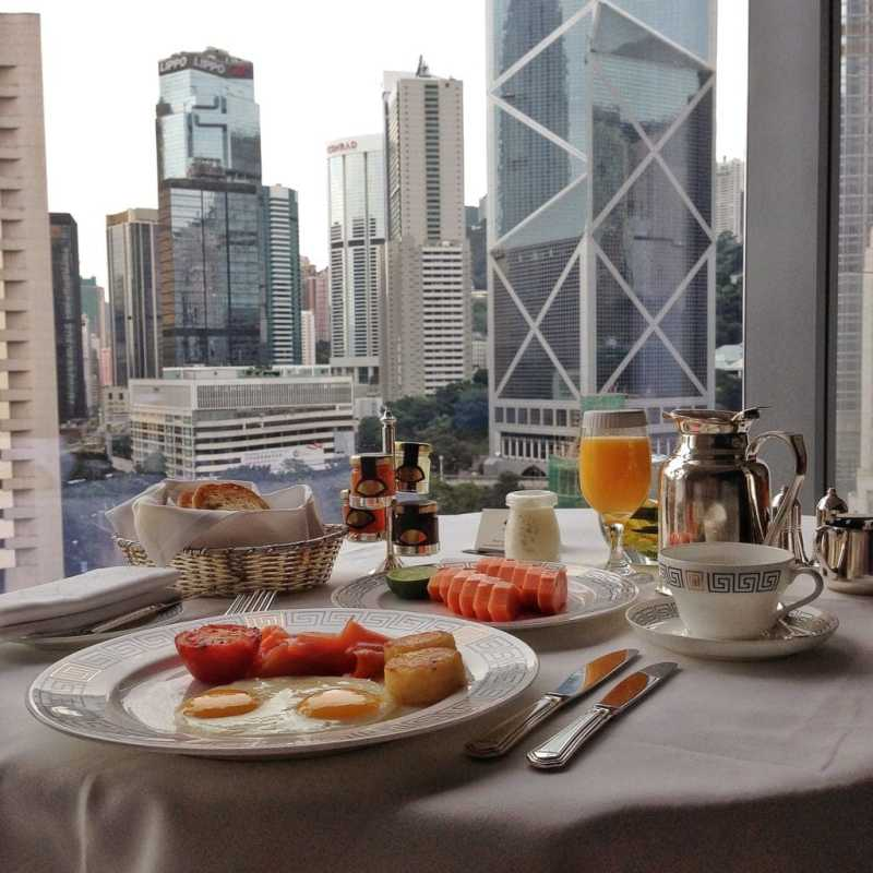 Where To Have Breakfast In Hong Kong Foodicles