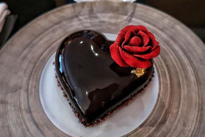 Mandarin Oriental Hong Kong Chocolate Cake