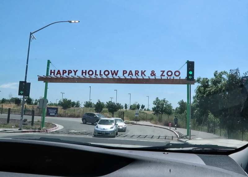 Happy Hollow Park and Zoo San Jose