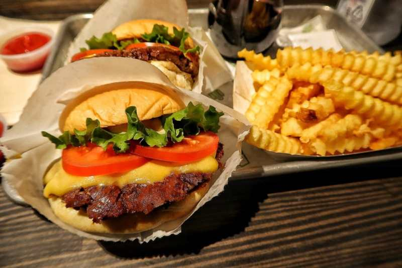 Shake Shack Japan Tokyo International Forum