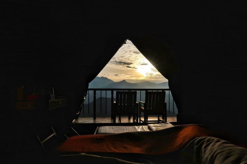 Luxury Tent Madulkelle Sri Lanka Glamping