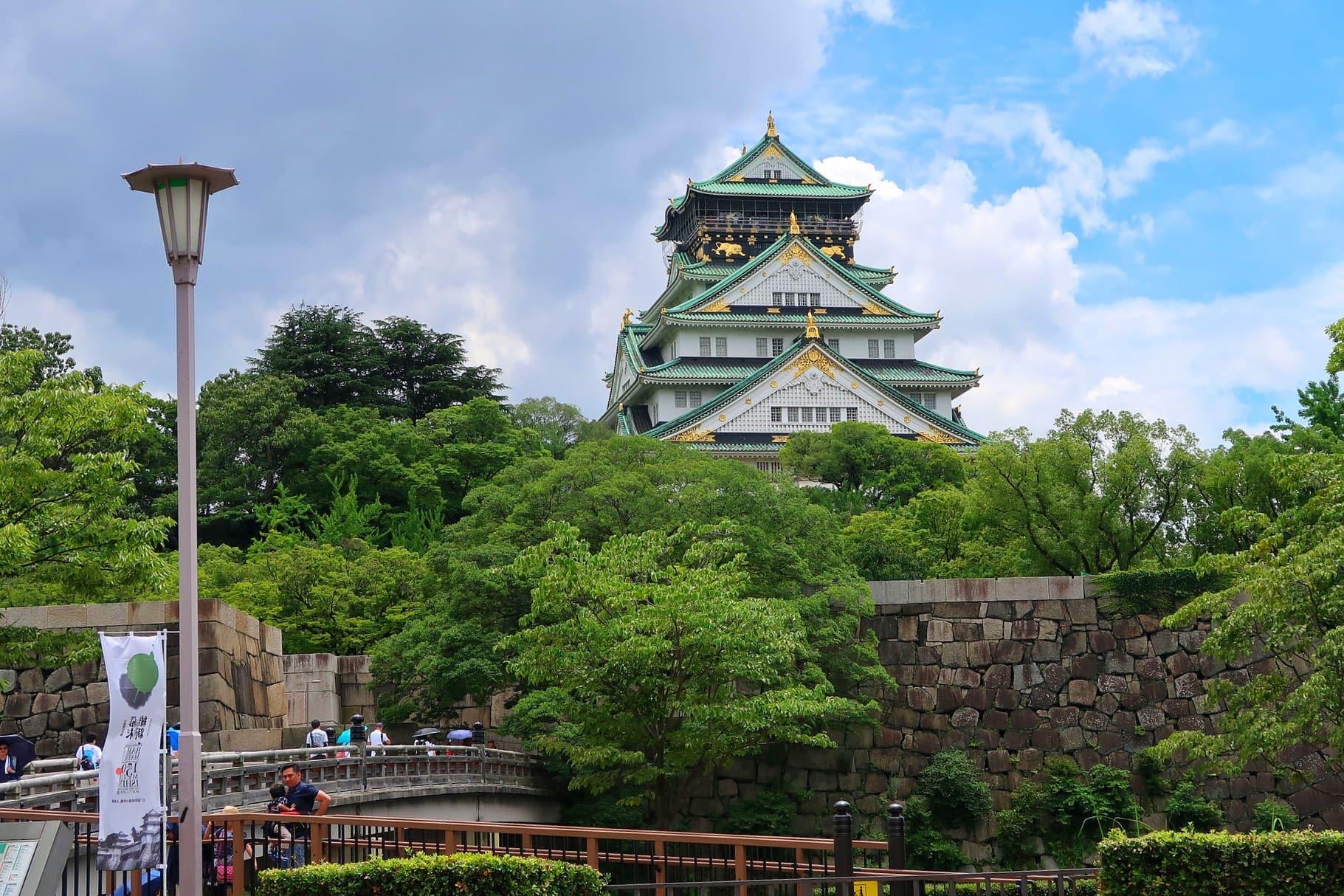 Osaka Japan Tourist Attractions