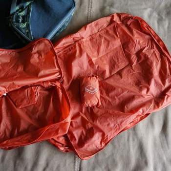 Pack Bulky Clothes